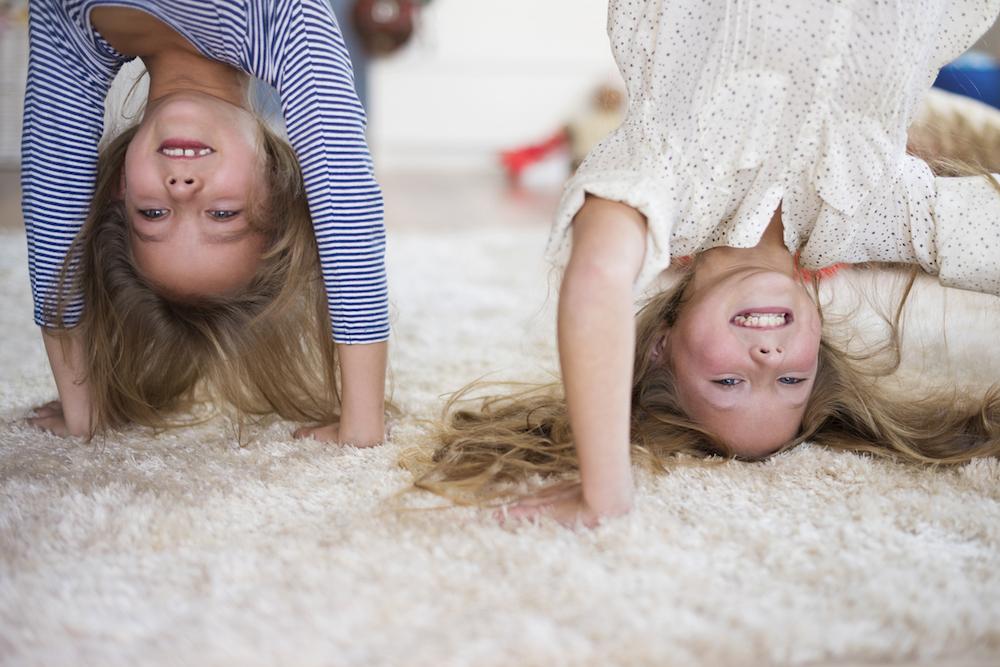 soft white carpet