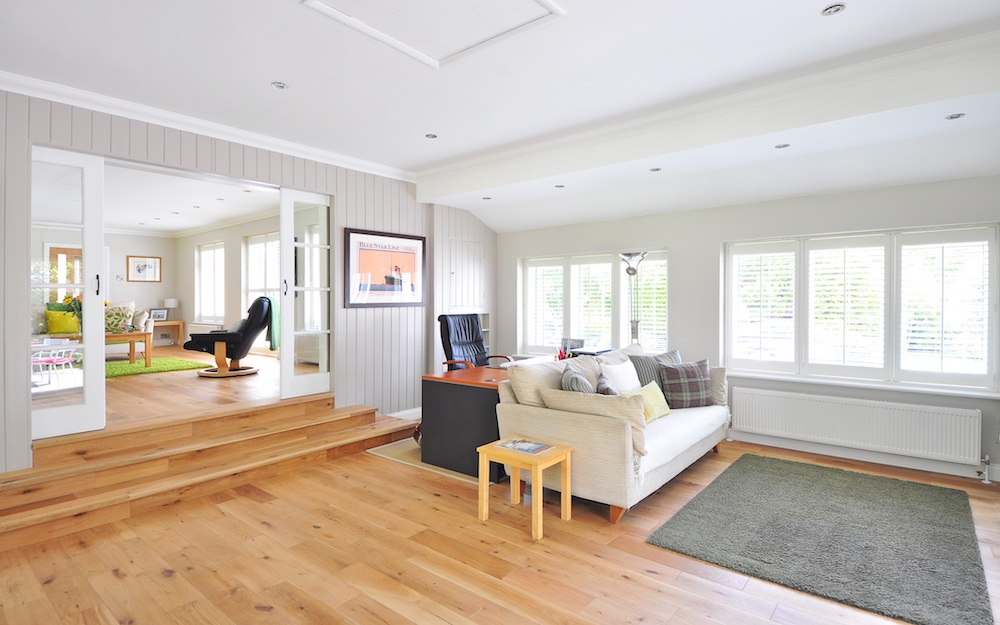 Natural Oak Hardwood Floors